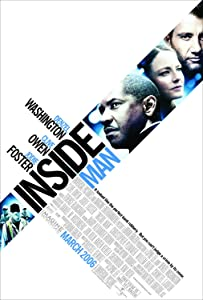 Watch best movie online Inside Man USA [Full]