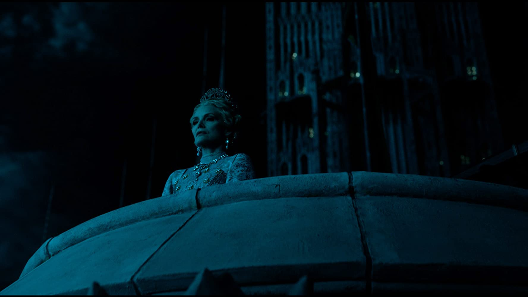 Michelle Pfeiffer en 'Maleficent: Mistress of Evil' de Disney.-