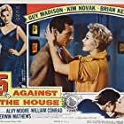 Kim Novak and Guy Madison in 5 Against the House (1955)