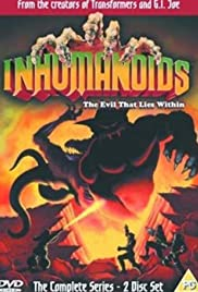 InHumanoids: The Movie Poster