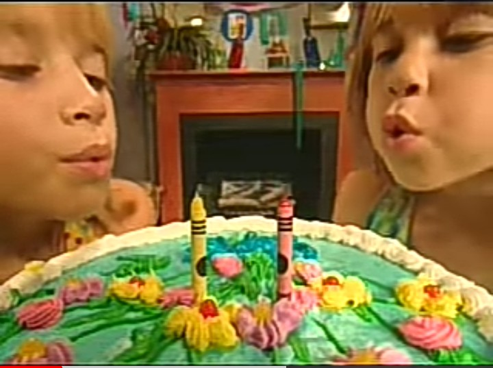 You Re Invited To Mary Kate Ashley S Birthday Party 1997