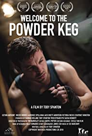 Toby Spanton and Gethin Anthony in Welcome to the Powder Keg (2019)