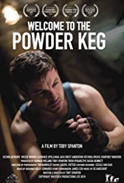 Welcome to the Powder Keg Poster