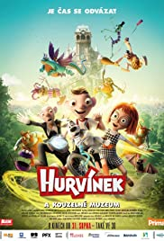 Harvie and the Magic Museum (2017) Hurvínek a kouzelné muzeum 1080p