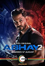 Abhay : Season 2 Complete Hindi WEB-DL 480p & 720p | GDRive | [EP 1-8]