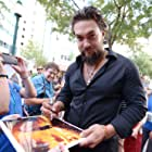 Jason Momoa at an event for Road to Paloma (2014)