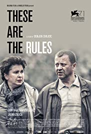 These Are the Rules Poster
