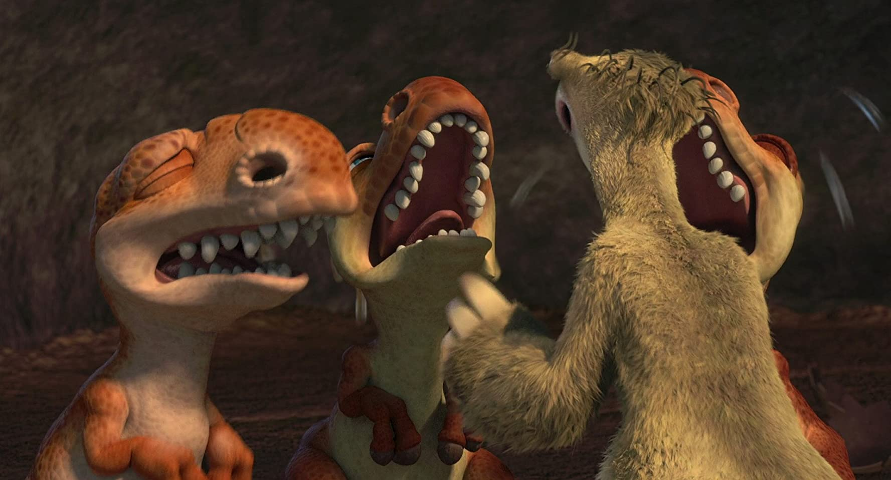 Ice Age Dawn Of The Dinosaurs 2009