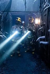 Gabriel Hogan, Steve Lemme, and Marcus Henderson in Nightmare Manor (2020)