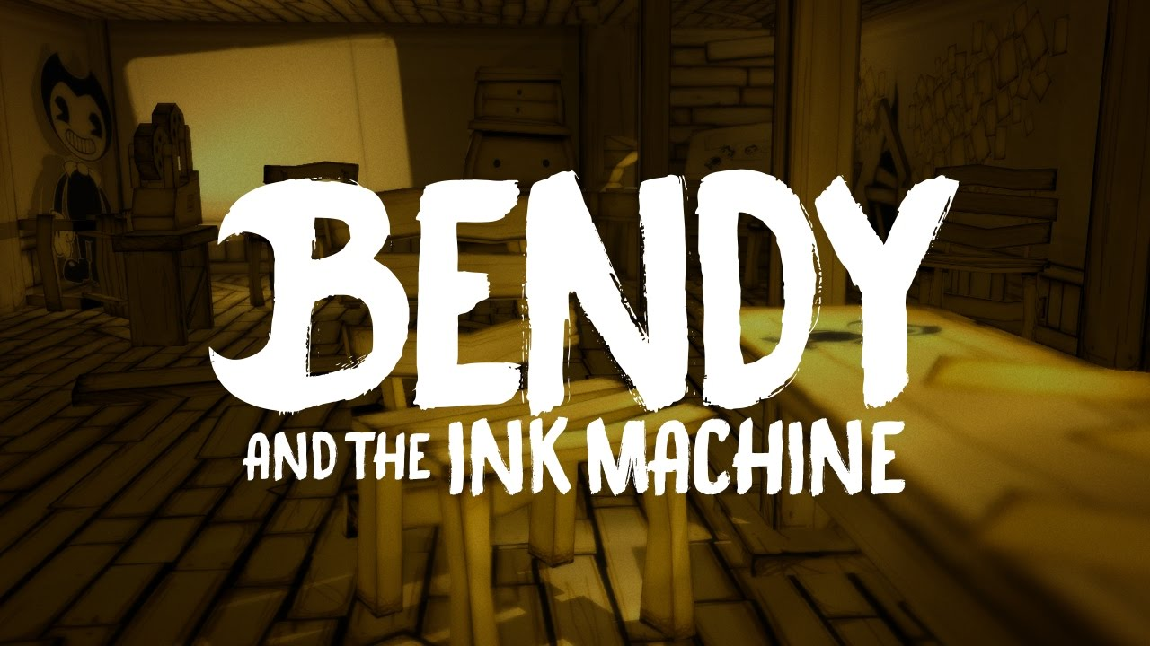 Bendy And The Ink Machine 2017