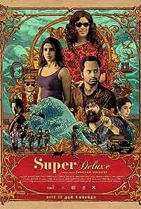 Fahadh Faasil, Samantha Ruth Prabhu, and Vijay Sethupathi in Super Deluxe (2019)