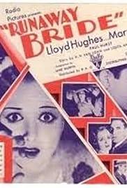 Runaway Bride(1930) Poster - Movie Forum, Cast, Reviews
