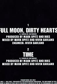 Primary photo for INXS: Full Moon, Dirty Hearts