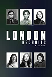 London Recruits Poster