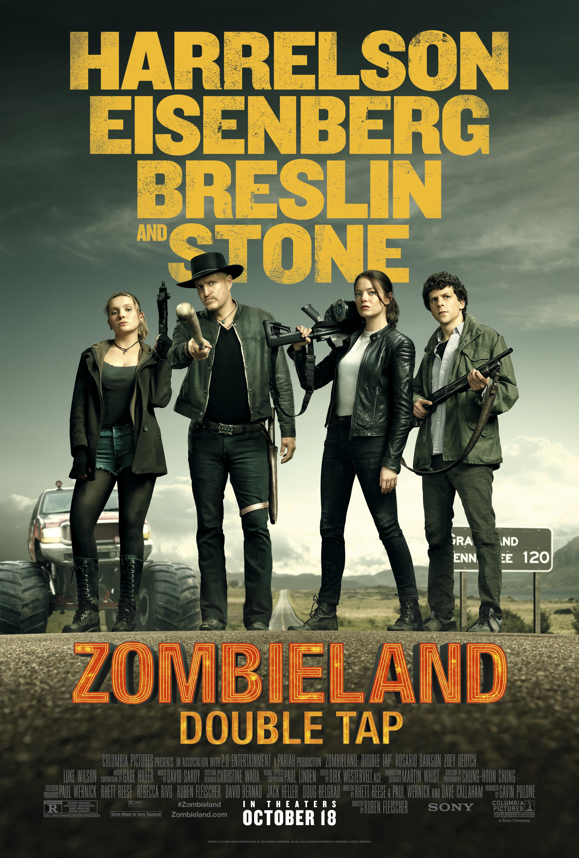 Zombių žemė: kontrolinis šūvis (2019) / Zombieland: Double Tap