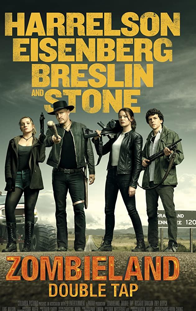 Free Download Zombieland: Double Tap Full Movie
