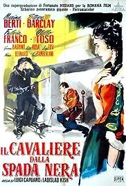 Il cavaliere dalla spada nera Poster