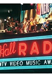 1996 MTV Video Music Awards Poster