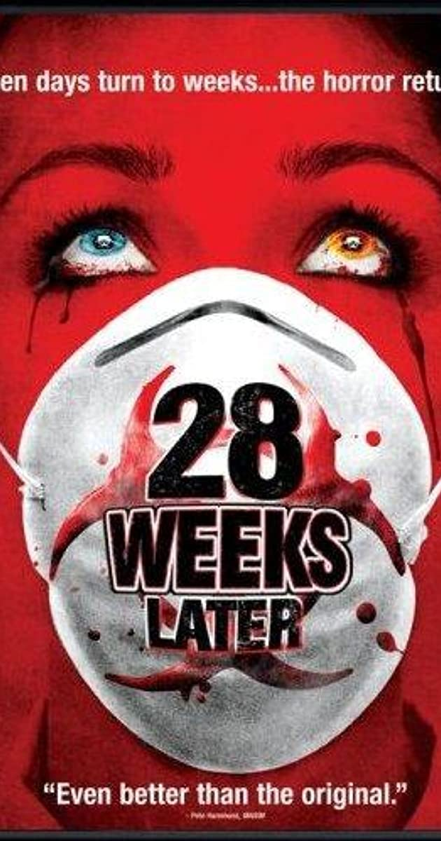 28 Weeks Later Imdb