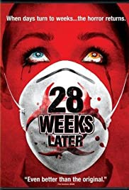 28 Weeks Later: Getting Into the Action Poster