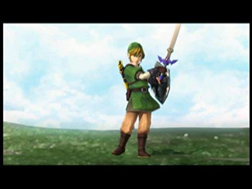 The Legend of Zelda: Skyward Sword (VG)