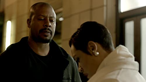 Empire: Tariq Confronts Anika And Offers Her Witness Protection To Testify