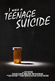 I Was a Teenage Suicide Poster