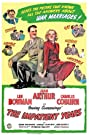 The Impatient Years (1944) Poster