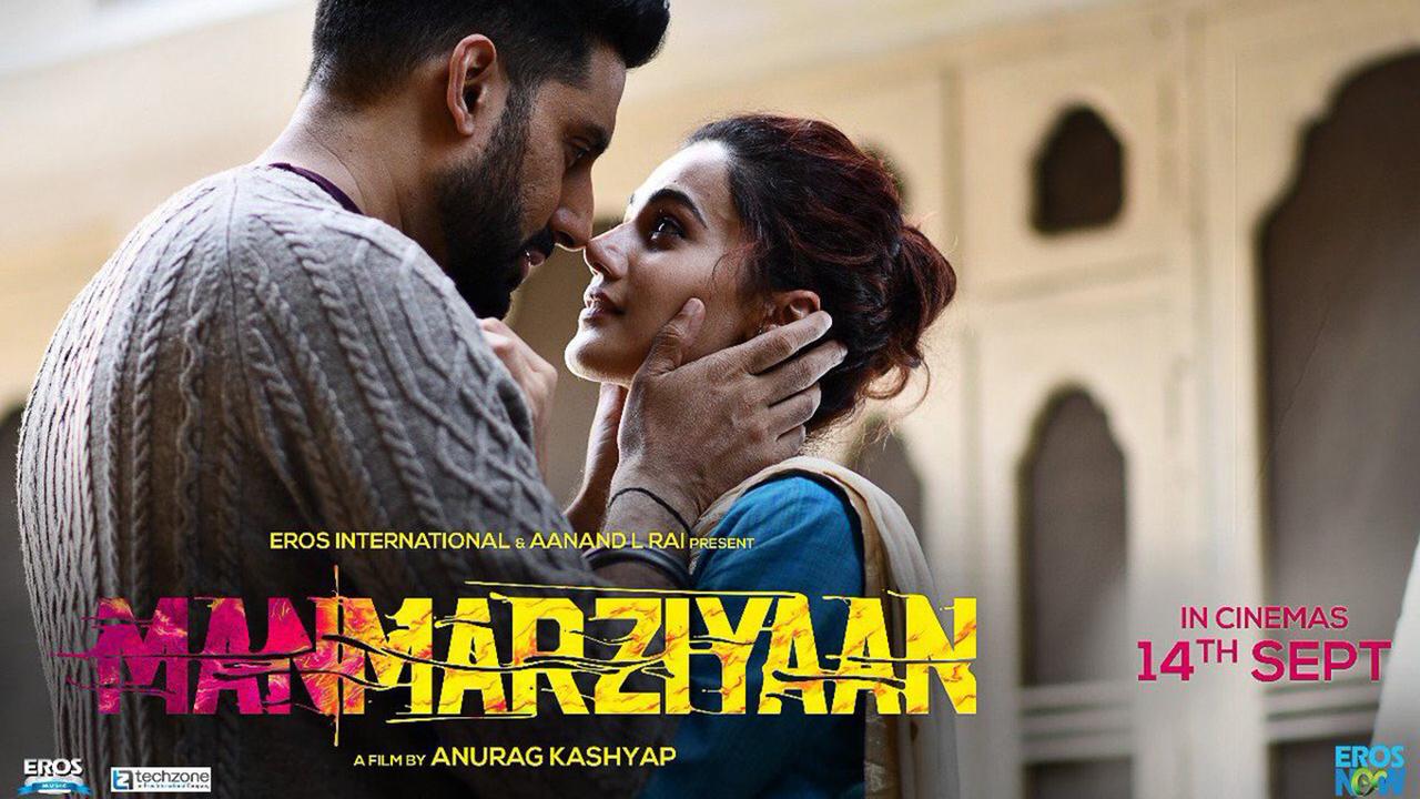 Manmarziyaan 2018 Movie Counter Hindi Movie 720p