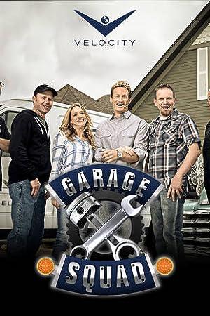 Where to stream Garage Squad