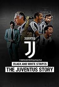 Giovanni Agnelli, Andrea Pirlo, Alessandro Del Piero, Giorgio Chiellini, and Umberto Agnelli in Black and White Stripes: The Juventus Story (2016)