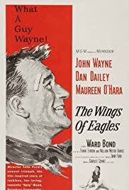 The Wings of Eagles (1957) 720p