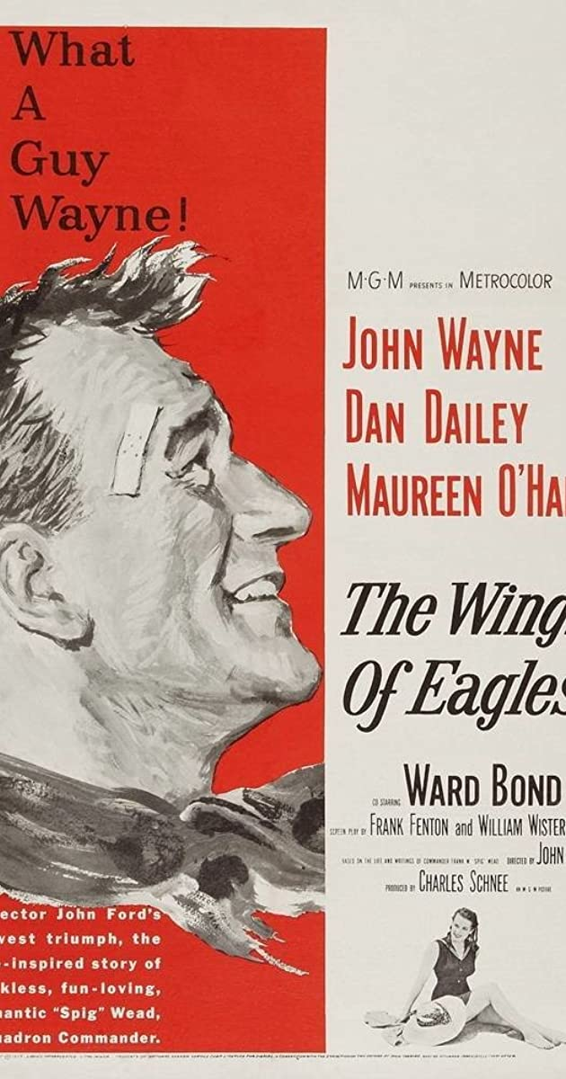 Subtitle of The Wings of Eagles
