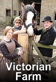 Victorian Farm Poster - TV Show Forum, Cast, Reviews