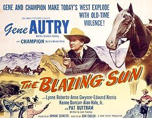 Where to stream The Blazing Sun