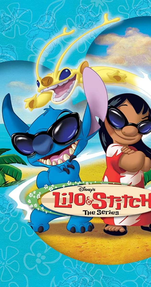 Lilo Stitch The Series Tv Series 20032006 Imdb