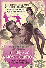 The Wife of Monte Cristo Poster