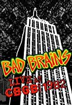 Bad Brains Live at CBGB OMFUG 1982