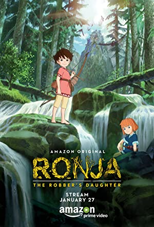 Where to stream Ronja, the Robber's Daughter