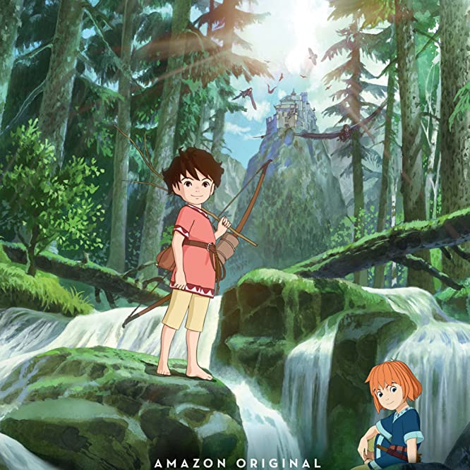 Ronja, the Robber's Daughter (2014)