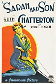 Ruth Chatterton and Philippe De Lacy in Sarah and Son (1930)