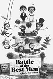 Battle of the Best Men Poster