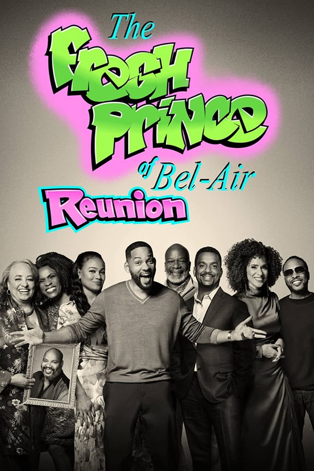 The Fresh Prince of Bel Air Reunion 20