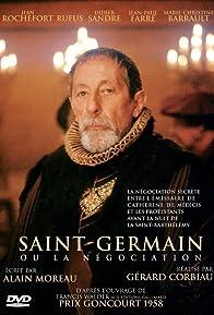 Primary photo for Saint-Germain ou La négociation