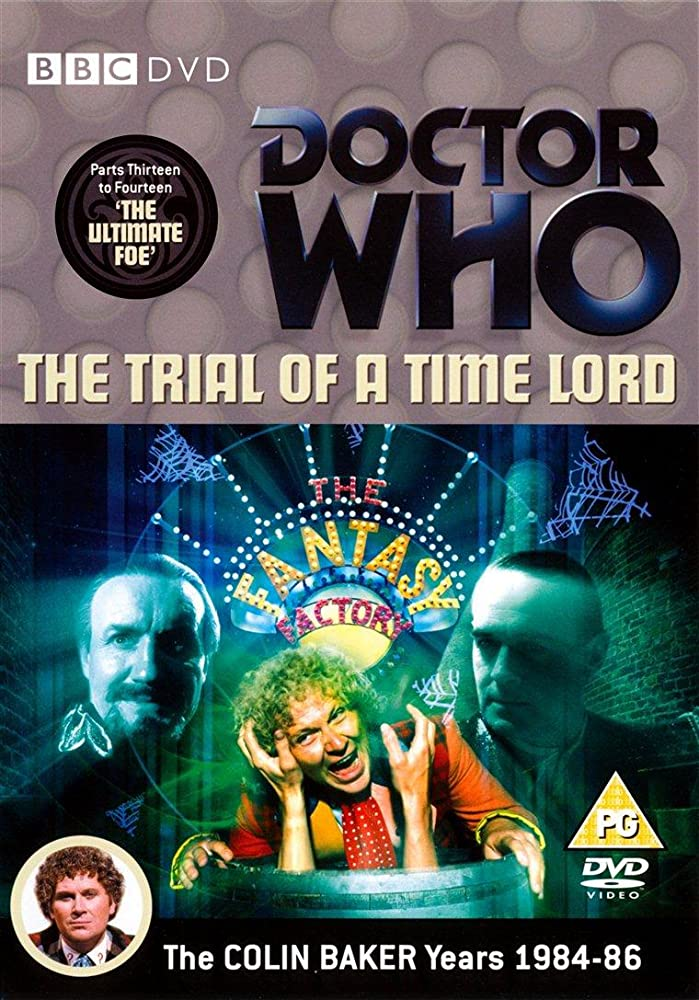 The Trial Of A Time Lord Part Fourteen 1986