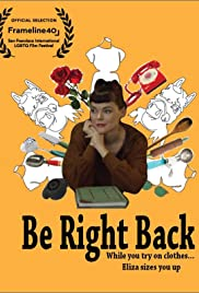 Be Right Back Poster
