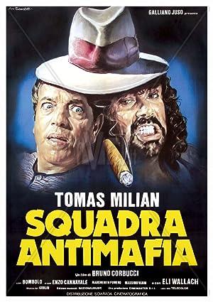 poster Squadra antimafia