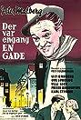 Der var engang en gade (1957) Poster