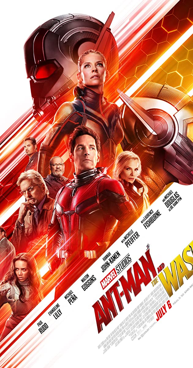 Watch Full HD Movie Ant-Man and the Wasp (2018)