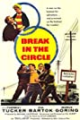 Break in the Circle (1955) Poster